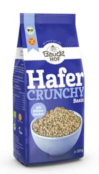 Hafer Crunchy Basis glutenfrei Bio