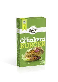 Grünkernburger Bio