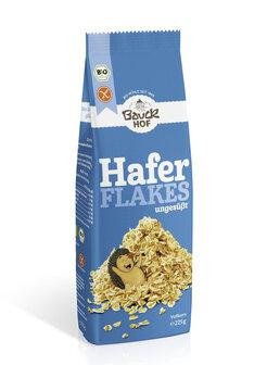 Haferflakes glutenfrei Bio