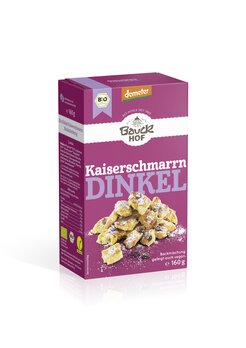 Dinkel Kaiserschmarrn Demeter