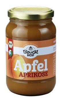 Apfel-Aprikosenmus gesüßt Bio