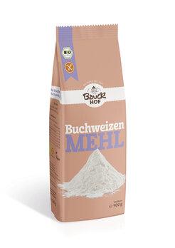 Buchweizenmehl Vollkorn glutenfrei Bio