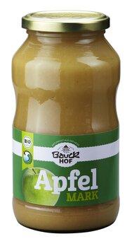 Apfelmark ungesüßt Bio 700 Gramm
