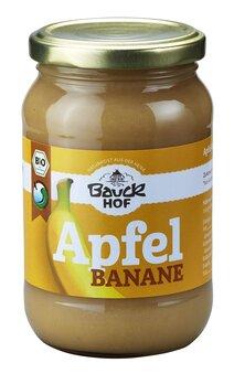 Apfel-Bananenmark ungesüßt Bio