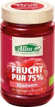 Frucht Pur Himbeer