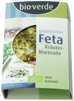"Feta in Kr""uter-Marinade"