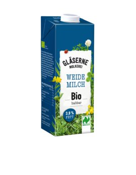 H-Milch 3,8% - Tetra