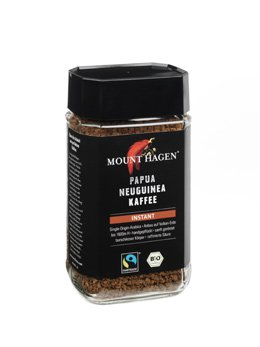 Mount Hagen Instant Kaffee 